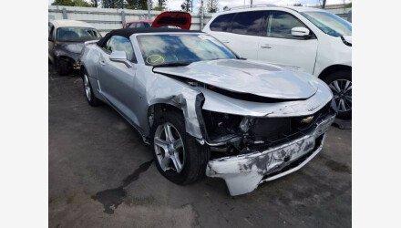 2019 Chevrolet Camaro Convertible for sale 101361314