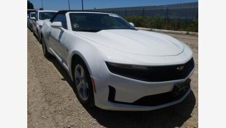2019 Chevrolet Camaro Convertible for sale 101362590