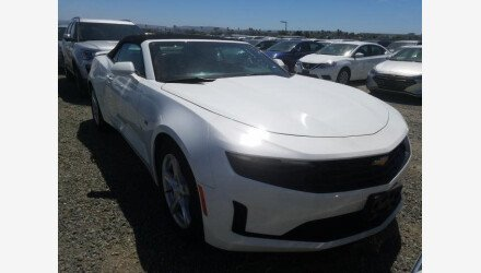 2019 Chevrolet Camaro Convertible for sale 101362598