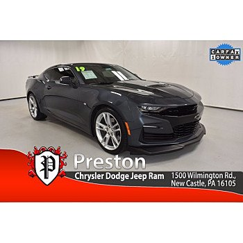 2019 Chevrolet Camaro SS for sale 101379316