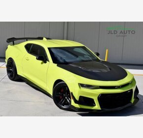 2019 Chevrolet Camaro for sale 101392301