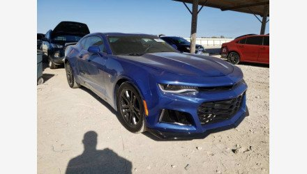 2019 Chevrolet Camaro Coupe for sale 101405784