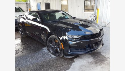 2019 Chevrolet Camaro SS Coupe for sale 101408266