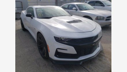 2019 Chevrolet Camaro SS Coupe for sale 101411149