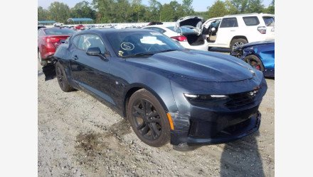 2019 Chevrolet Camaro Coupe for sale 101411279