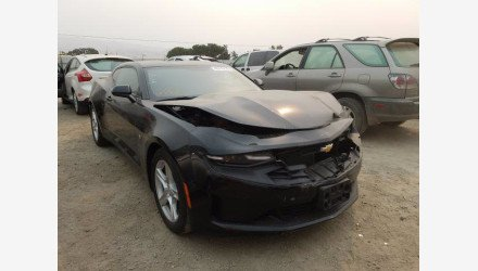 2019 Chevrolet Camaro LT Coupe for sale 101412467
