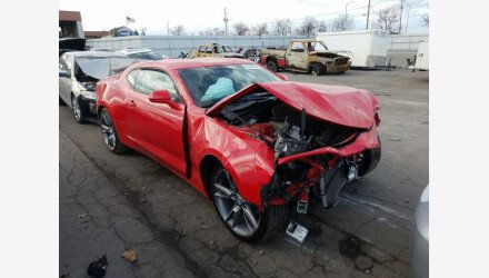 2019 Chevrolet Camaro LT Coupe for sale 101438628
