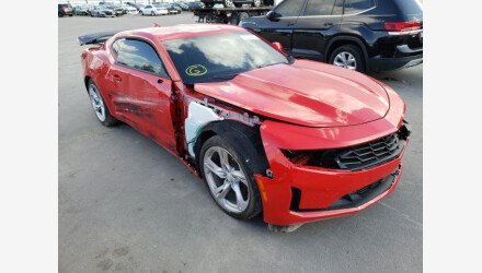 2019 Chevrolet Camaro Coupe for sale 101439780