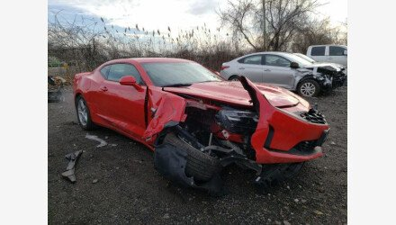 2019 Chevrolet Camaro Coupe for sale 101442772