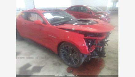 2019 Chevrolet Camaro ZL1 Coupe for sale 101452253