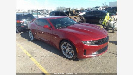 2019 Chevrolet Camaro LT Coupe for sale 101457725