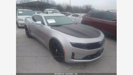 2019 Chevrolet Camaro Coupe for sale 101458318