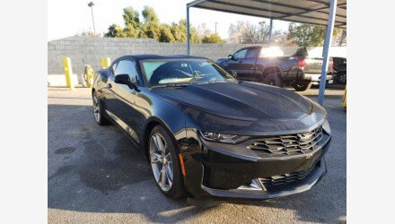 2019 Chevrolet Camaro LT Coupe for sale 101460007