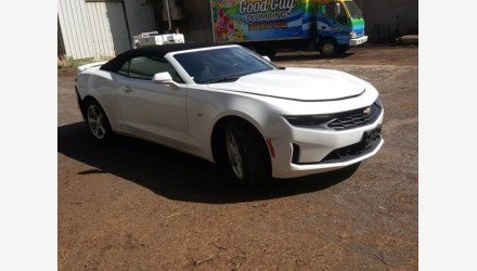 2019 Chevrolet Camaro Convertible for sale 101463939