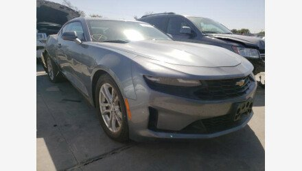 2019 Chevrolet Camaro Coupe for sale 101468063