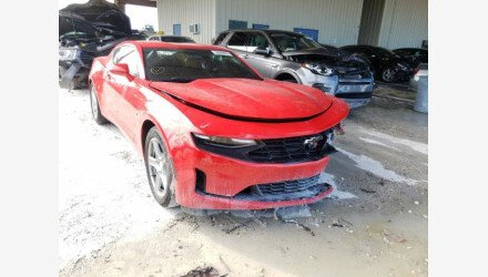 2019 Chevrolet Camaro Coupe for sale 101468081