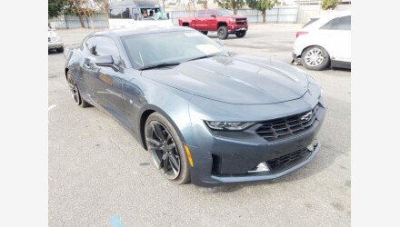 2019 Chevrolet Camaro LT Coupe for sale 101468629