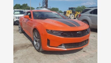 2019 Chevrolet Camaro LT Coupe for sale 101488382