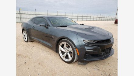 2019 Chevrolet Camaro SS Coupe for sale 101490501