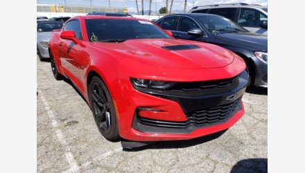 2019 Chevrolet Camaro SS Coupe for sale 101491743
