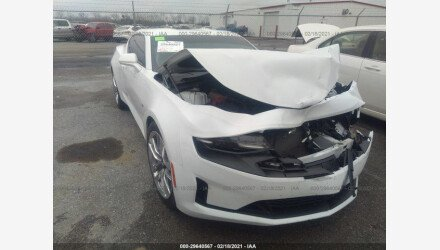2019 Chevrolet Camaro Coupe for sale 101491946