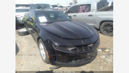 2019 Chevrolet Camaro Coupe for sale 101493550
