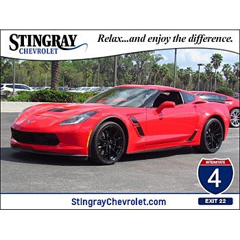 2019 Chevrolet Corvette Grand Sport Coupe for sale 100957789