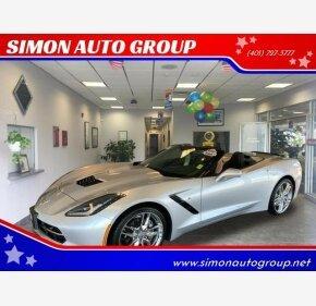 2019 Chevrolet Corvette for sale 101109648