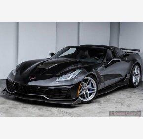 2019 Chevrolet Corvette for sale 101114507