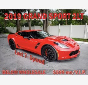 2019 Chevrolet Corvette for sale 101191880