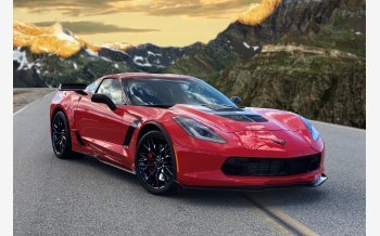 2019 Chevrolet Corvette Z06 Coupe for sale 101251682