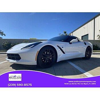2019 Chevrolet Corvette for sale 101408017