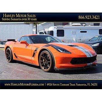 2019 Chevrolet Corvette for sale 101516792