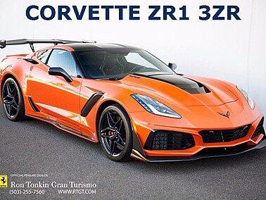 2019 Chevrolet Corvette for sale 101533022