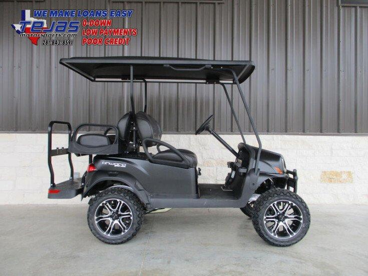 2019 Club Car Onward for sale near Highlands, Texas 77562