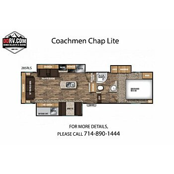 2019 Coachmen Chaparral Lite for sale 300168903