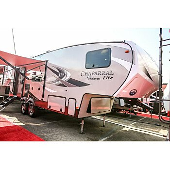 2019 Coachmen Chaparral Lite for sale 300184759