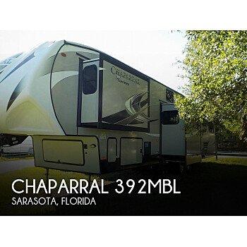 2019 Coachmen Chaparral for sale 300195619