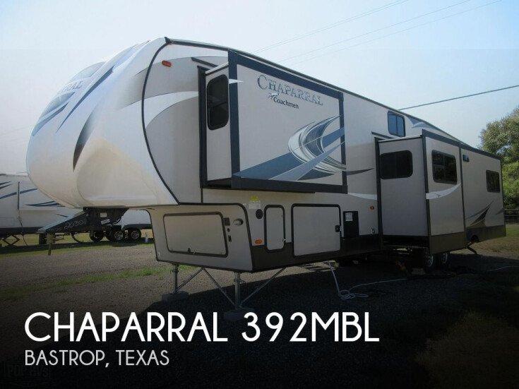 2019 Coachmen Chaparral 392MBL for sale 300257005