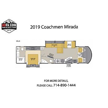 2019 Coachmen Mirada for sale 300178136