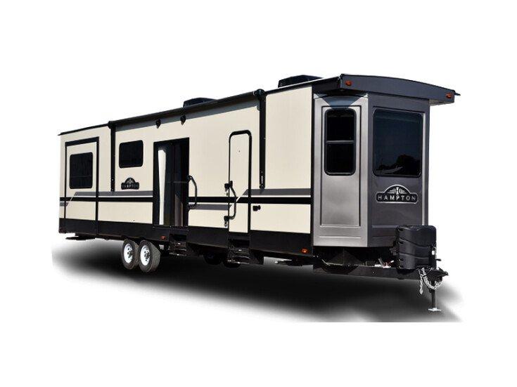 2019 CrossRoads Hampton HP370FDL specifications
