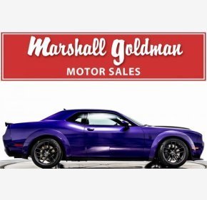 2019 Dodge Challenger SRT Hellcat Redeye for sale 101142655