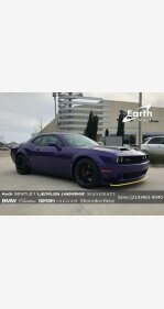 2019 Dodge Challenger SRT Hellcat Redeye for sale 101203451