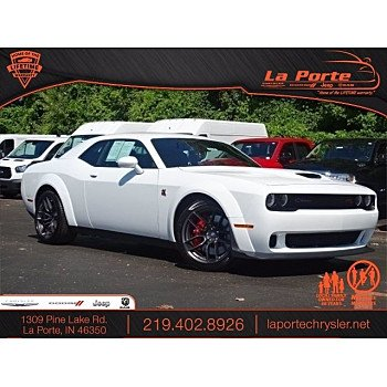 2019 Dodge Challenger R/T Scat Pack for sale 101339054