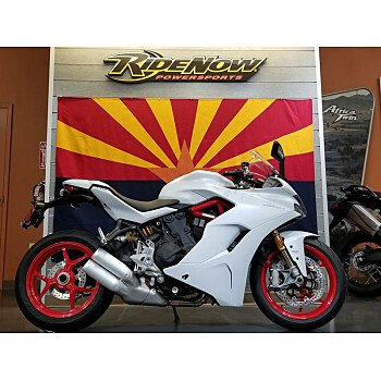 2019 Ducati Supersport 937 for sale 200657026