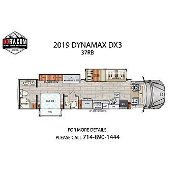2019 Dynamax DX3 for sale 300185769