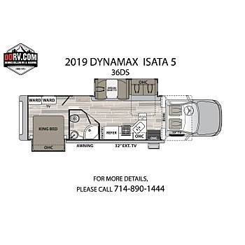2019 Dynamax Isata for sale 300179340