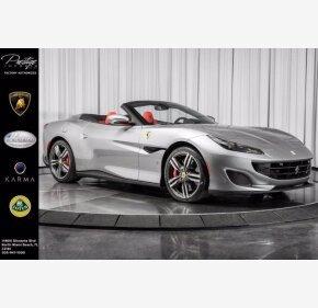 2019 Ferrari Portofino for sale 101338467