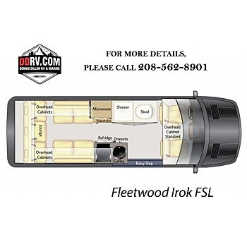 2019 Fleetwood Irok for sale 300166005