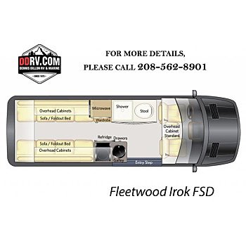 2019 Fleetwood Irok for sale 300166006